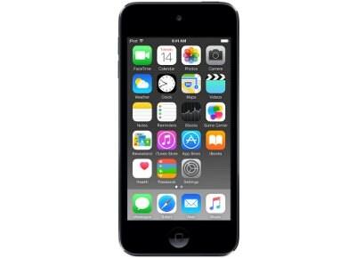 Apple iPod Touch 16GB MKH62BT/A Γκρι