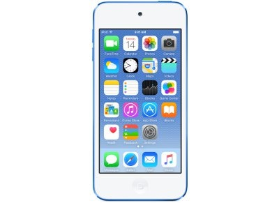 Apple iPod Touch 64GB MKHE2BT/A Μπλε