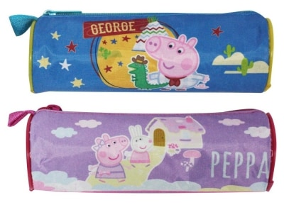 Κασετίνα Στρογγυλή Peppa Pig - 1 τεμάχιο (0480259)