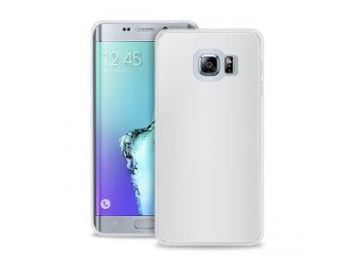 Θήκη Samsung Galaxy S6 Edge Plus + Μεμβράνη οθόνης - Puro Slim 0.3 Cover Διαφανέ τηλεφωνία   tablets   αξεσουάρ κινητών   θήκες
