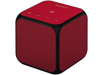 Φορητά ηχεία Sony Wireless SRS X11R Κόκκινο