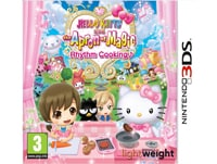 Hello Kitty and the Apron of Magic: Rhythm Cooking - 3DS/2DS Game