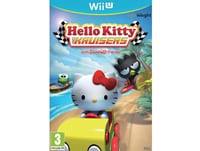 Hello Kitty Kruisers - Wii U Game