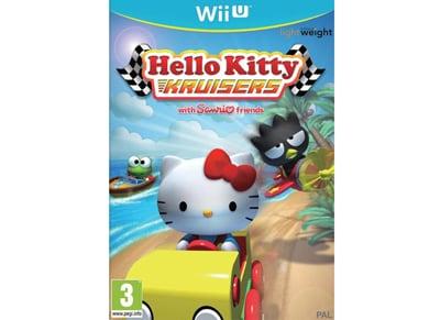 Hello Kitty Kruisers - Wii U Game