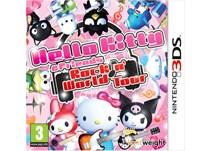 Hello Kitty & Friends: Rockin' World Tour - 3DS/2DS Game