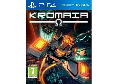 Kromaia Ω - PS4 Game