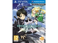 Sword Art Online: Lost Song - PS Vita Game