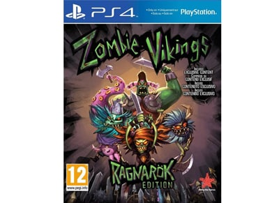 Zombie Vikings: Ragnarok Edition - PS4 Game