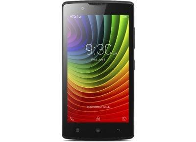 Lenovo A2010 8GB Μαύρο Dual Sim Smartphone