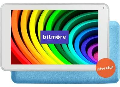 "Bitmore ColorTab 9 - Tablet 9"" 8GB Μπλε"