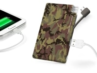 Powerbank USB SBS Portable Battery Backup ExtraSlim 2200 mAh Camouflage (TEBB2200XSCAM)