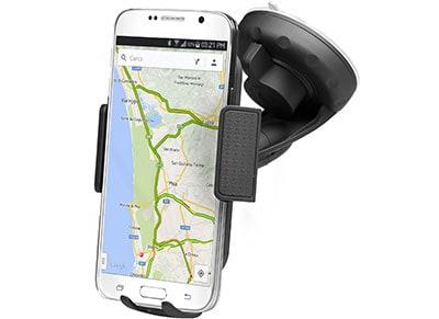 "SBS Universal Car Holder έως 6"" - Βάση Στήριξης Αυτοκινήτου τηλεφωνία   tablets   αξεσουάρ κινητών   βάσεις   docking station"