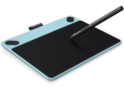 Γραφίδα & Ταμπλέτα Wacom Intuos Draw small CTL-490DB-N Μπλε