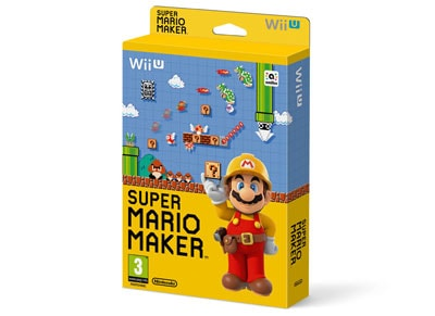 Super Mario Maker & Artbook - Wii U Game