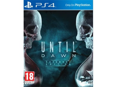 Until Dawn Extended Edition - PS4 Game gaming   παιχνίδια ανά κονσόλα   ps4