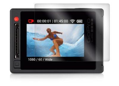 GoPro Ασφάλεια - HERO4 Silver Screen Protectors - ABDSP-001