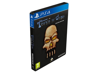 Tower of Guns Limited Steelbook Edition - PS4 Game