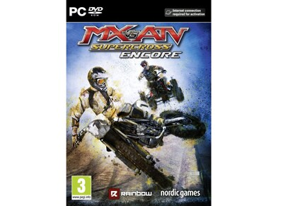 MX vs ATV Supercross Encore - PC Game