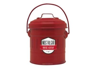 Τασάκι Legami Bucket Κόκκινο