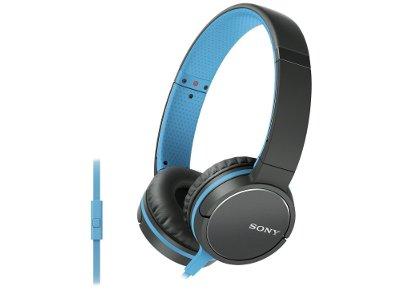 Ακουστικά κεφαλής Sony MDR ZX660 APL Μπλε