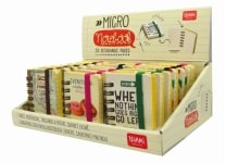 Σημειωματάριο Legami Micro - Pocket (1 τεμάχιο)