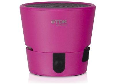 Φορητά ηχεία TDK Trek Mini A08 Ροζ