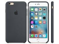 Θήκη iPhone 6/6S Plus - Apple Silicon Case MKXJ2ZM/A Gray