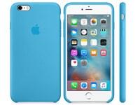 Θήκη iPhone 6/6S Plus - Apple Silicon Case MKXP2ZM/A Blue