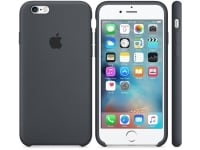Θήκη iPhone 6/6S - Apple Silicone Case Charcoal Gray (MKY02ZM/A)