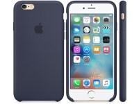 Θήκη iPhone 6/6S - Apple Silicone Case Midnight Blue (MKY22ZM/A)