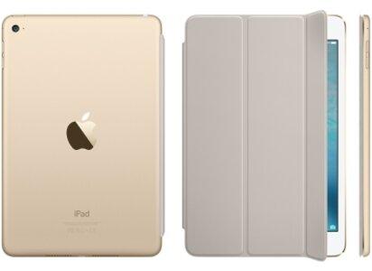 Apple Smart Cover - Θήκη iPad mini 4 Stone (MKM02ZM/A) tablets   αξεσουάρ   θήκες