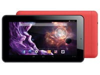 "eStar Mercury HD Quad Core - Tablet 7"" 8GB Κόκκινο"
