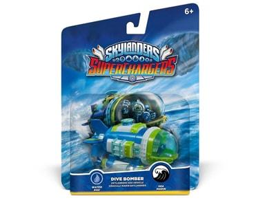 Φιγούρα Skylanders Superchargers - Dive Bomber gaming   αξεσουάρ κονσολών   ps3    φιγούρες παιχνιδιού