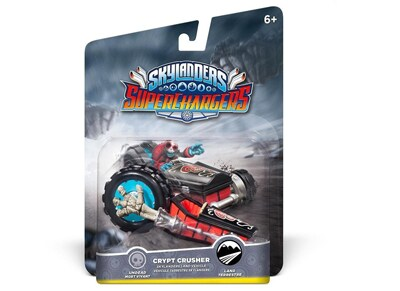 Φιγούρα Skylanders Superchargers - Crypt Crusher gaming   αξεσουάρ κονσολών   ps3    φιγούρες παιχνιδιού