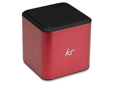 Φορητά ηχεία Kitsound Cube Bluetooth Ροζ