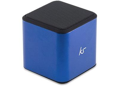 Φορητά ηχεία Kitsound Cube Bluetooth Μπλε