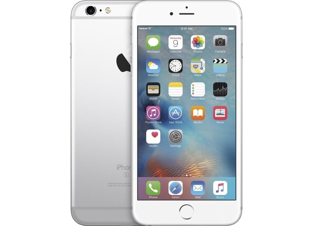 smartphone apple iphone 6s plus 16gb silver public. Black Bedroom Furniture Sets. Home Design Ideas