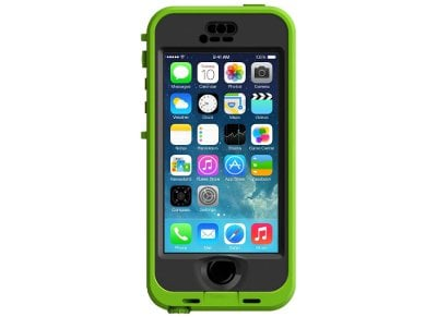 Αδιάβροχη Θήκη iPhone 5S LifeProof Nuud 2107-04-S Μαύρο apple   αξεσουάρ iphone   θήκες