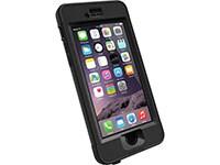 Αδιάβροχη Θήκη iPhone 6 - Lifeproof Nuud - Μαύρο