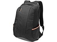"""Τσάντα Laptop 17.3"""" - Everki Backpack Swift - Μαύρο"""