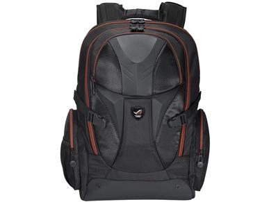 """Τσάντα Laptop Πλάτης 17"""" ASUS ROG Nomad Backpack Μαύρο"""