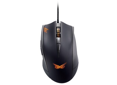 Asus Strix Claw - Gaming Mouse Μαύρο