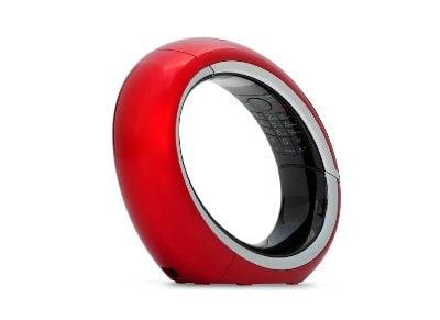 Ασύρματο Τηλέφωνο AEG Eclipse 10 Κόκκινο τηλεφωνία   tablets   σταθερά   ασύρματα τηλέφωνα