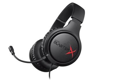 Creative Sound BlasterX H3 - Gaming Headset Μαύρο