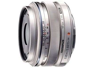 Olympus M.Zuiko 17mm f/1.8 - Olympus lens - Ασημί φωτογραφία   βίντεο   αξεσουάρ φωτογραφικών   φακοί