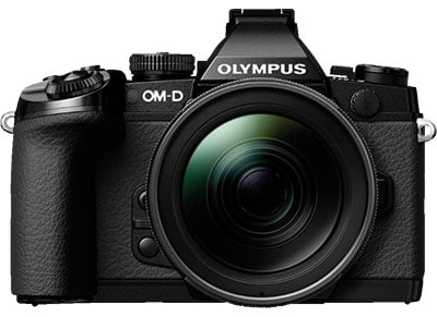Mirrorless Camera Olympus E-M1 12-40mm - Μαύρο