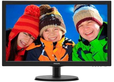 """Οθόνη υπολογιστή 21.5"""" Philips 223V5LHSB LED Full HD"""