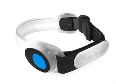 Sport Clip Runtastic Reflector Safety Clip - LED Φως Ασφαλείας για Τρέξιμο