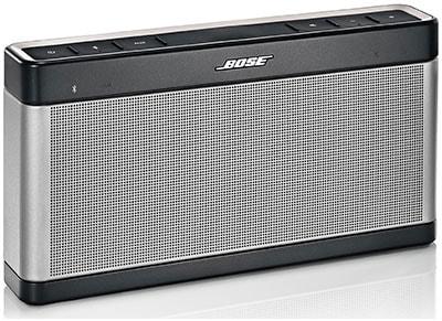 Φορητά Ηχεία Bose Soundlink III Ασημί