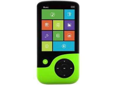MP4 Player Crypto MP2400 8GB Πράσινο